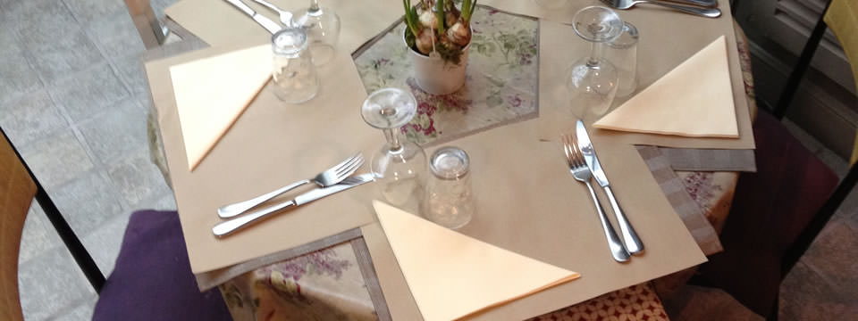Fleurs de Thym, Restaurant Sables d'Olonne